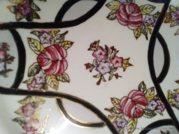 Antigüedades: Porcelana japonesa royal satsuma - Foto 3 - 53716244