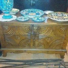 Antigüedades: ARCON VASCO DE CASTAÑO. Lote 47427995