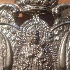 Antigüedades: ANTIGUA MEDALLA HERMANDAD SEMANA SANTA VIRGEN DE LOS REMEDIOS SAN SEBASTIAN MAIRENA DE ALCOR. Lote 53729338