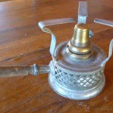 Antigüedades: COCINILLA DE ACEITE, PETRÓLEO, ALCOHOL. Lote 53734788
