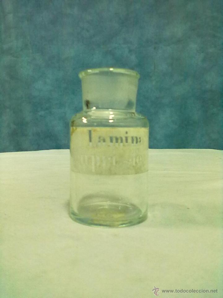 FRASCO LABORATORIO (Antigüedades - Cristal y Vidrio - Farmacia )