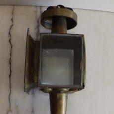 Antigüedades: FAROL ANTIGUO DE CARRUAJE. Lote 53749049