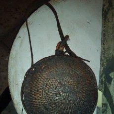 Antigüedades: CANTIMPLORA DE ESPARTO. Lote 53763229
