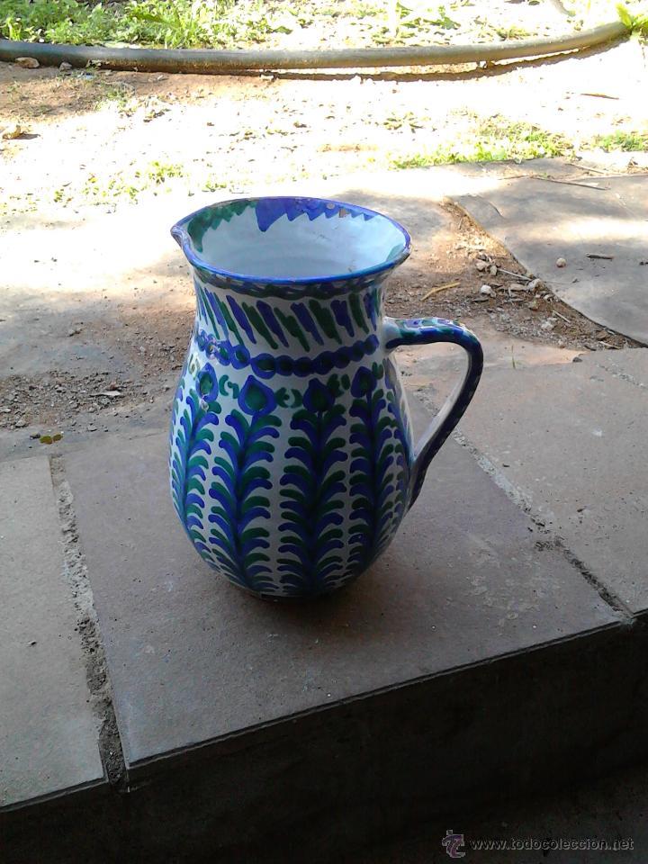 Antigüedades: jarra - Foto 2 - 53771422