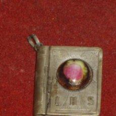 Antigüedades: ANTIGUO RELICARIO,GUARDAPELO.. Lote 159732569