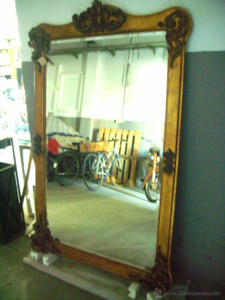 gran espejo mural estilo clasico 2 metros comprar