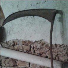 Antigüedades: ANTIGUA GUADAÑA,ENTREGA EN MANO. Lote 53790434