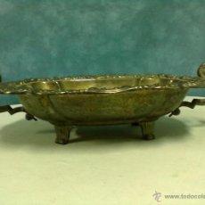 Antigüedades: FRUTERO CENTRO DE MESA PARA RESTAURAR. Lote 53809391