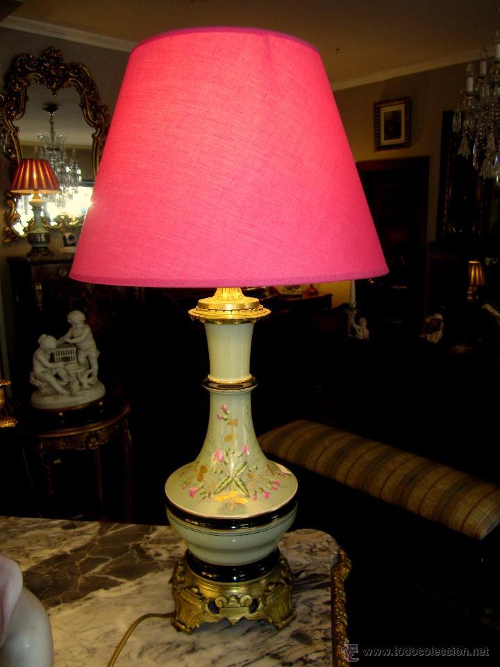 LAMPARA VICTORIANA (Antigüedades - Iluminación - Lámparas Antiguas)
