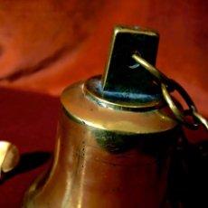 Antigüedades: CAMPANA DE GRAN TAMAÑA 1900. Lote 53836580