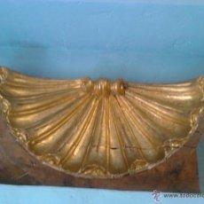 Antigüedades: PIEZA DE RETABLO SIGLO XVII: VENERA BARROCA. . Lote 53840615