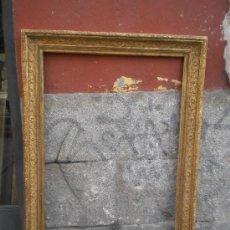 Antigüedades: GRAN MARCO DORADO DEL SIGLO XIX. Lote 53841283
