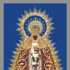 Antigüedades: AZULEJO 40X25 DE NTRA. SRA. DE REGLA (PATRONA DE CHIPIONA). Lote 53844396