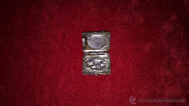 Antigüedades: RELIQUIA DE PLATA - Foto 5 - 53856617