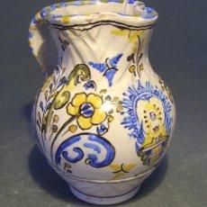 Antigüedades: JARRA CERÁMICA DE TALAVERA VIRGEN DEL PRADO ( NIVEIRO ) . Lote 53879848