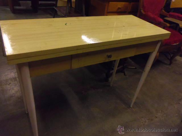Mesa de cocina. plegables. formica. ver fotos - Verkauft durch ...