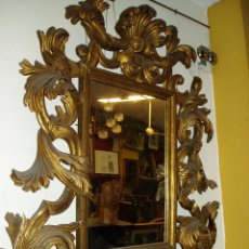 Antigüedades: ESPEJO. Lote 53899391