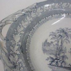 Antigüedades: LEGUMBRERA INGLESA , WILLIAM BROWNFIELD, 1850-1871. Lote 53900864