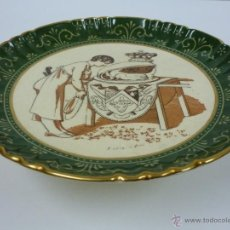 Antigüedades: CURIOSO FRUTERO INGLES. Lote 53901396