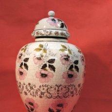 Antigüedades: JARRON PORCELANA. Lote 53938784