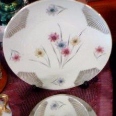 Trio porcelana Bavaria