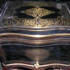 Antigüedades: LICORERA NAPOLEÓN III . Lote 53987255