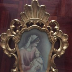 Antigüedades: CUADRO RELIGIOSO. Lote 53991806