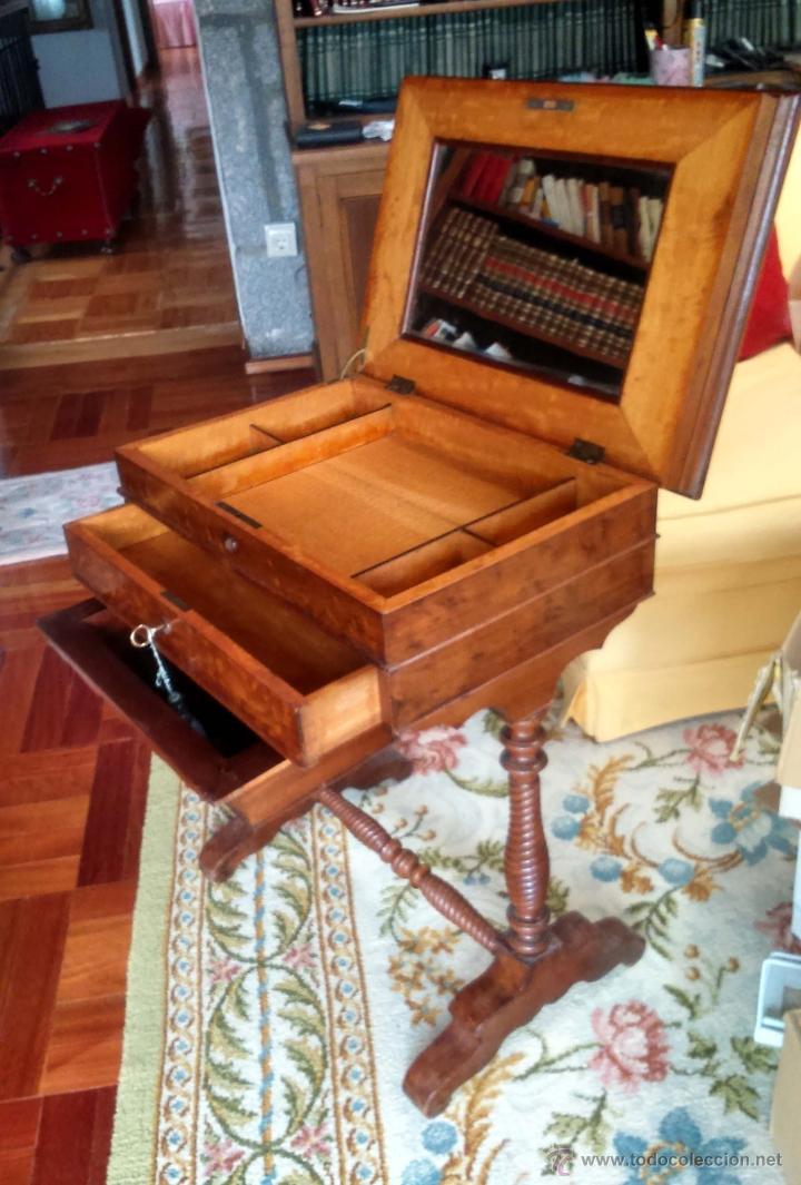 Mueble costurero ingl s comprar muebles for Mueble costurero