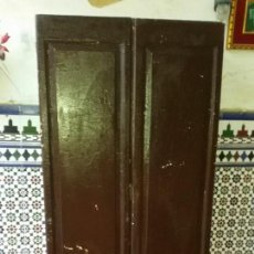 Antigüedades: ARMARIO ANTIGUO. Lote 54004241