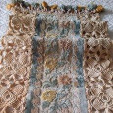 Antigüedades: ANTIGUO TAPETE AÑOS 20 - DE COLECCIÓN. Lote 104983560