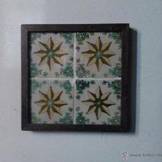 Antigüedades: AZULEJOS CATALANES. Lote 54028685
