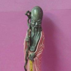 Antigüedades: DIOS CHINO SAU Nº 1496. Lote 54048866