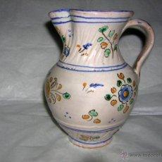 Antigüedades: JARRA DE TALAVERA SELLADA NIVEIRO, S. XIX / XX. Lote 54064872