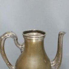 Antigüedades: ANTIGUA JARRA DE PLATA LAPPAS ARGENTINA. Lote 54066074