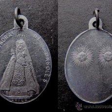 Antigüedades: MEDALLA RELIGIOSA ANTIGUA NUESTRA SEÑORA DE SONSOLES VIRGEN. Lote 54072486
