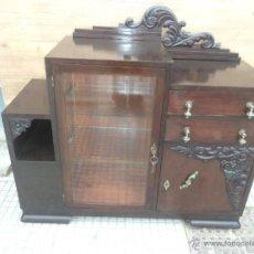 Antigüedades: MUEBLE APARADOR ARDECO. Lote 54072861