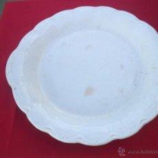Antigüedades: BANDEJA ANTIGUA DE LA CARTUJA PIKMA. Lote 54073345