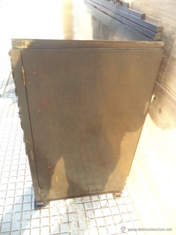 Antigüedades: mueble aparador ardeco - Foto 5 - 54073572
