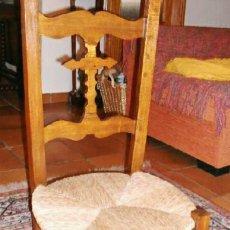 Antigüedades: RECLINATORIO ECLESIASTICO. DE IGLESIA.. Lote 54080467