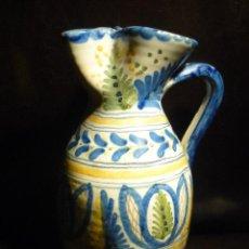 Antigüedades: JARRA DE MANISES DEL S.XIX. Lote 54097063