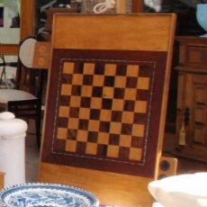 Antigüedades: TABLERO DAMAS. Lote 54104920