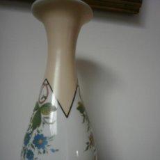 Antigüedades: JARRÓN DE OPALINA. Lote 54125717