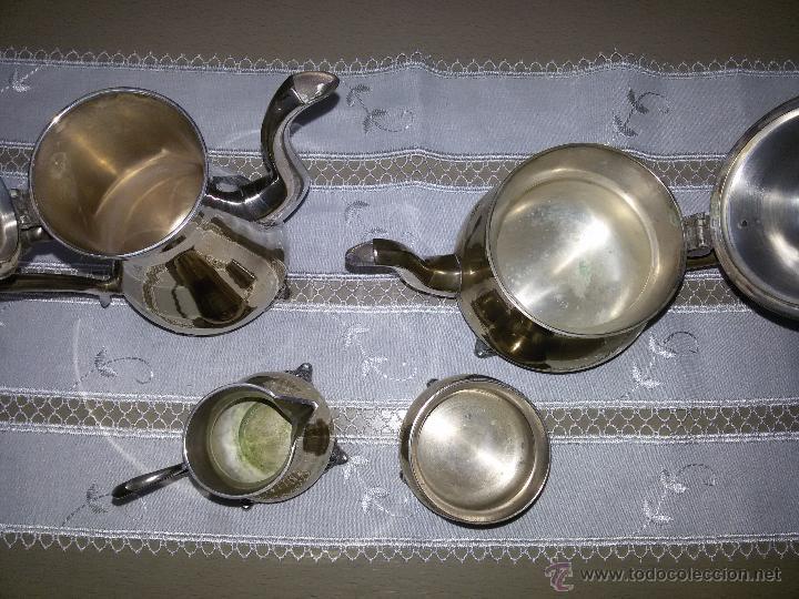 Antigüedades: JUEGO TÉ-CAFÉ - Foto 7 - 54148520