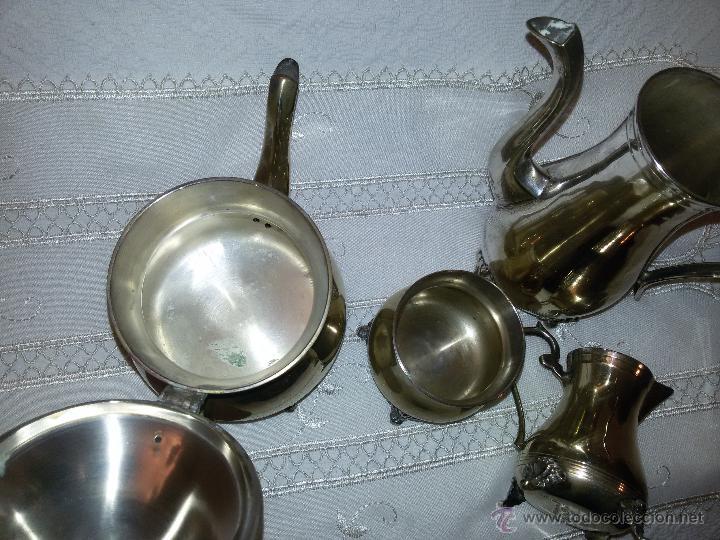 Antigüedades: JUEGO TÉ-CAFÉ - Foto 12 - 54148520