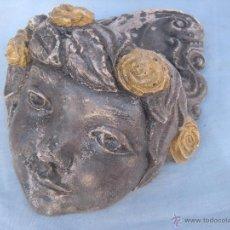 Antigüedades: MACETERO DE PARED DE CORTE MODERNÍSTA. Lote 54166914