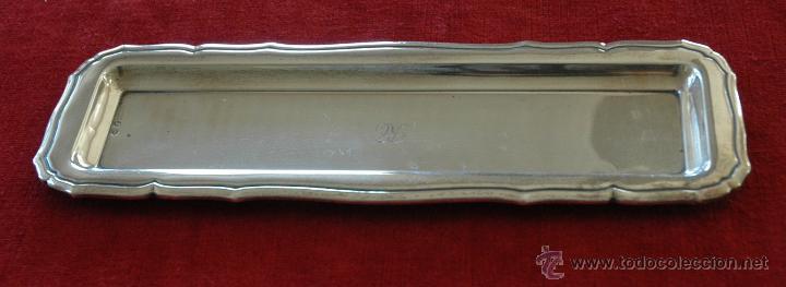 Antigüedades: Juego tocador de plata - Foto 2 - 54179789