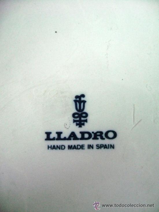 Antigüedades: JARRÓN FLORAL DE LLADRÓ, DESCATALOGADO - Foto 4 - 54205701