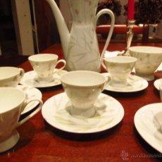 Antigüedades: JUEGO CAFE O TE ROSENTHAL. Lote 54209263