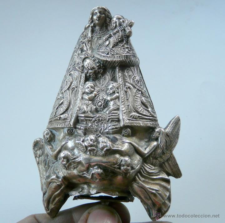 Antigüedades: NUESTRA SEÑORA LA VIRGEN DE LOS DESAMPARADOS PATRONA DE VALENCIA - Foto 2 - 54248297
