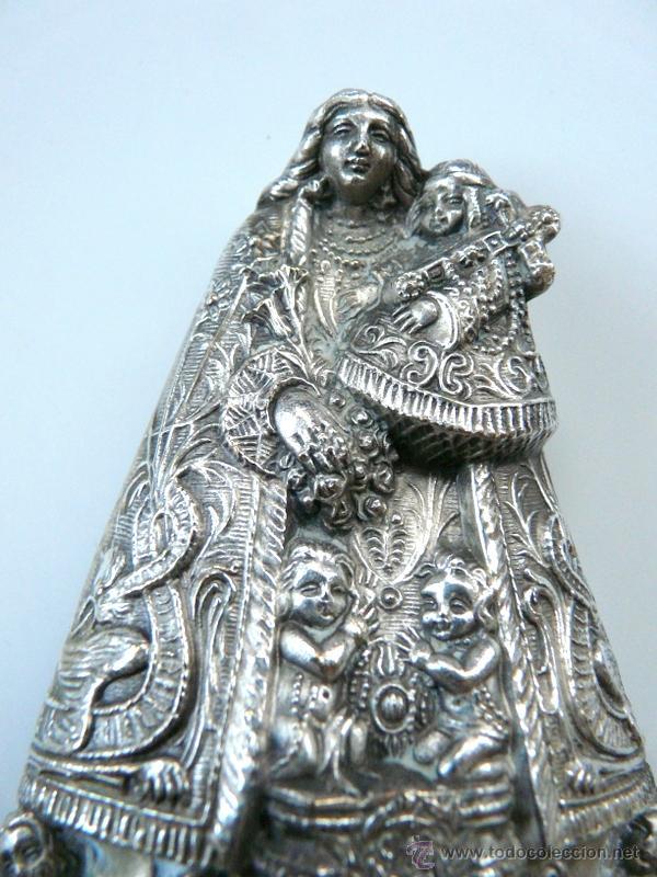Antigüedades: NUESTRA SEÑORA LA VIRGEN DE LOS DESAMPARADOS PATRONA DE VALENCIA - Foto 6 - 54248297